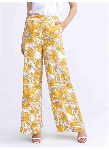 Xint Pantolon Sarı